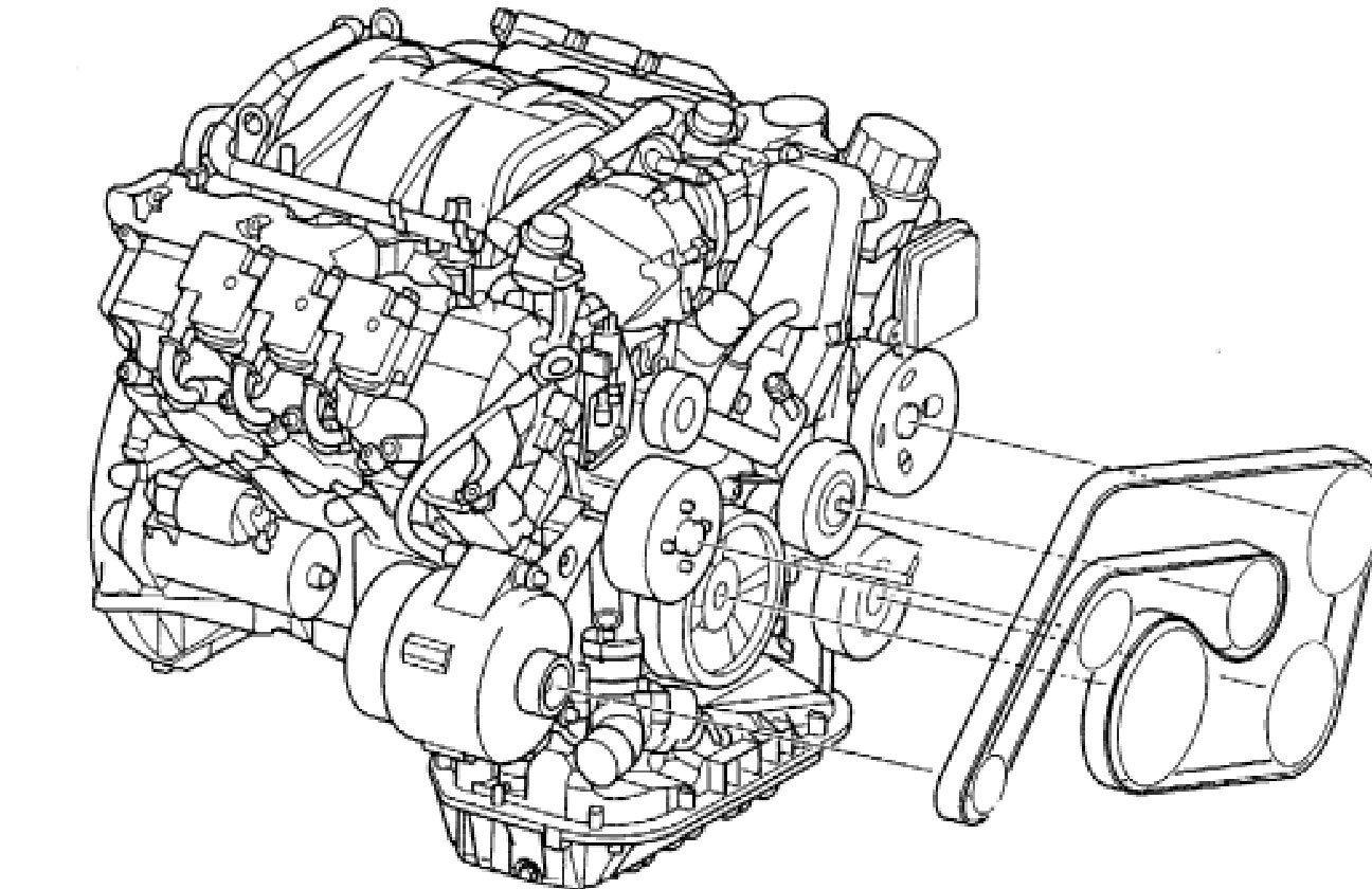 1999 Mercedes Engine Diagram 2003 S500 Looking For A Good Description Of How To Put Serpentine Belt On Rh Justanswer Com Ecu Wiring Benz E320