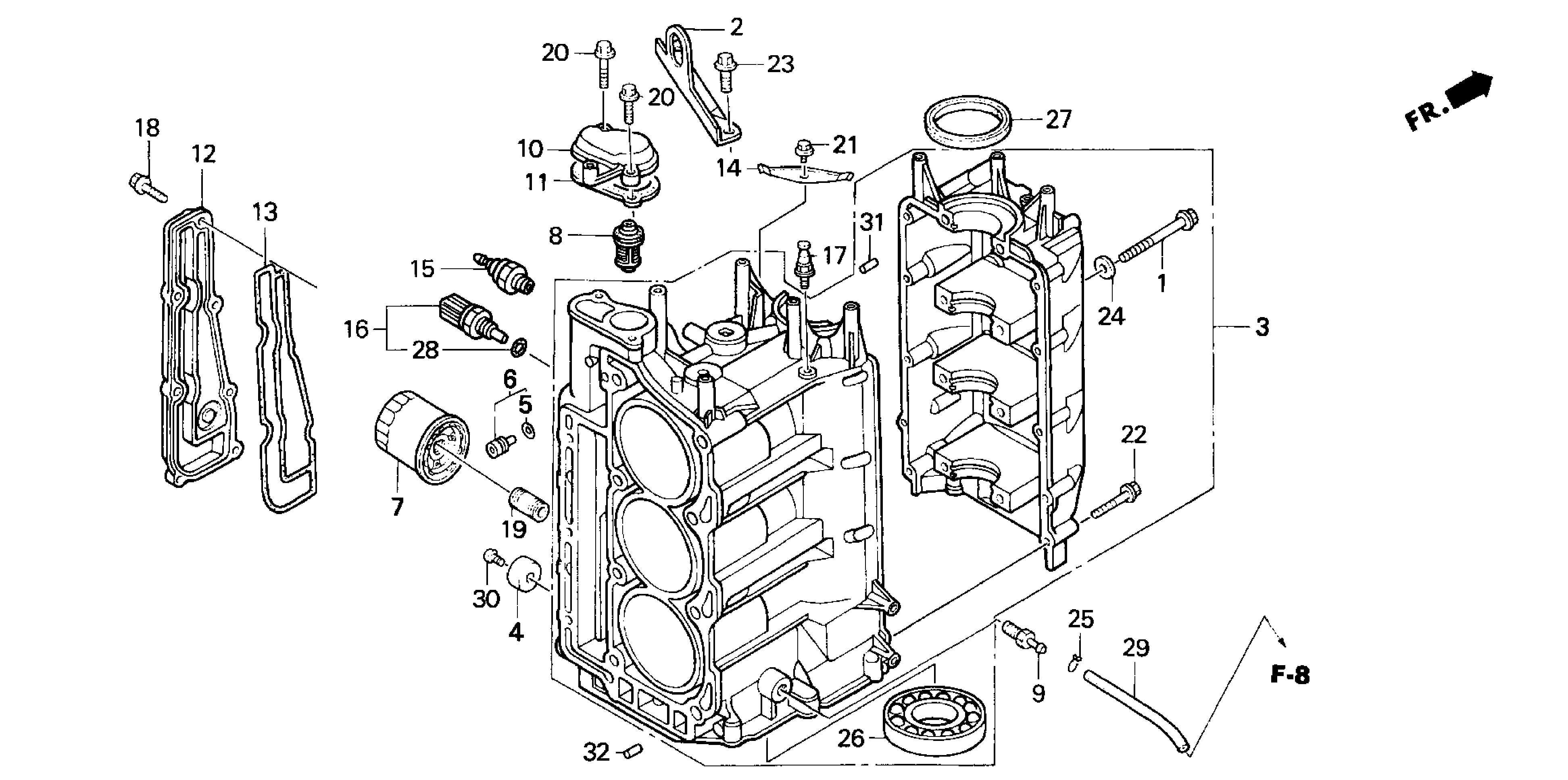 Honda Engine Cooling Diagram The Portal And Forum Of Wiring Atomic 4 Outboard Diagrams Rh 55 Treatchildtrauma De Bmw System Car