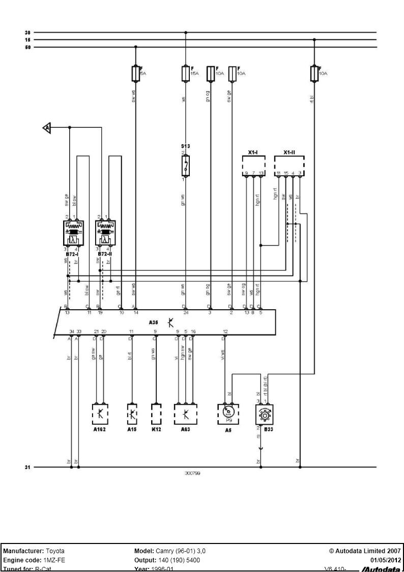 Donovan  I Av 1mz V6 Toyota Engine Computer I Need A