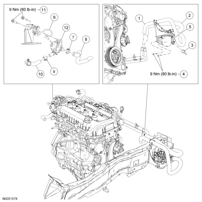 I Have A 2006 Focus That Am Getting Fault Codes Po410 And Po491 Rhjustanswer: 2006 Ford Focus Air Filter Location At Elf-jo.com