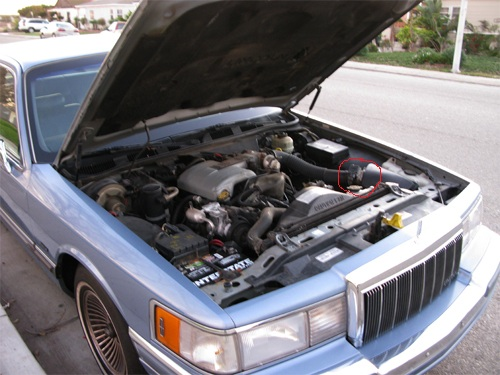 I Have A 1990 Lincoln Town Car And Have Had It In 4 Shops Including