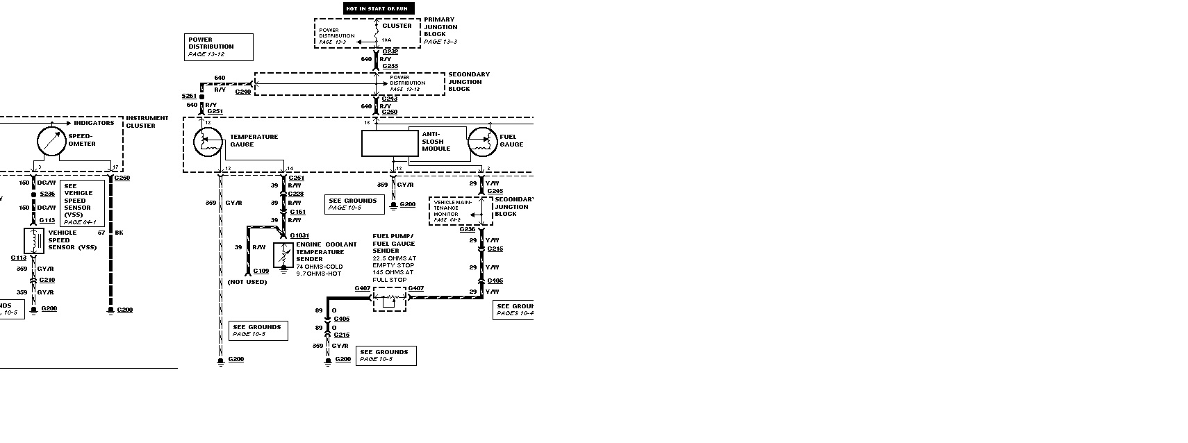 99 mercury cougar fuel pump wiring diagram image 5