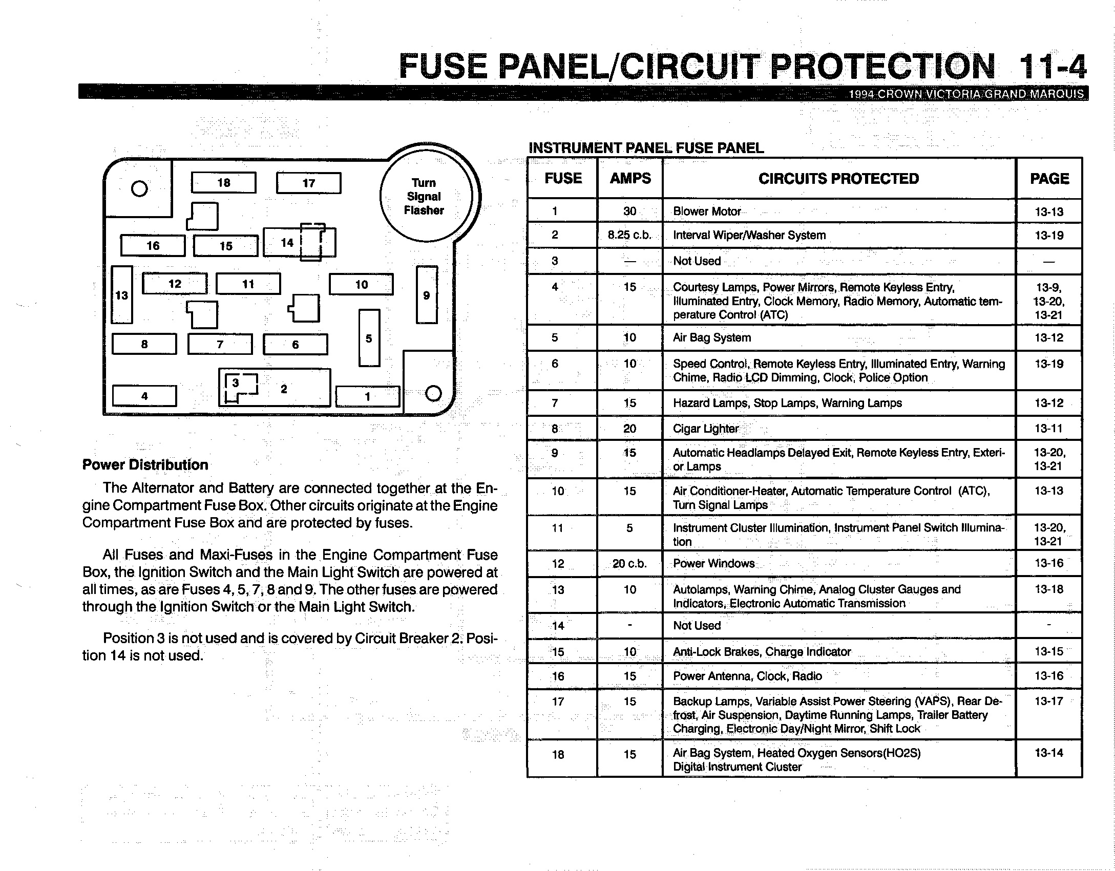 Gm on 94 Ford Wiring Diagram