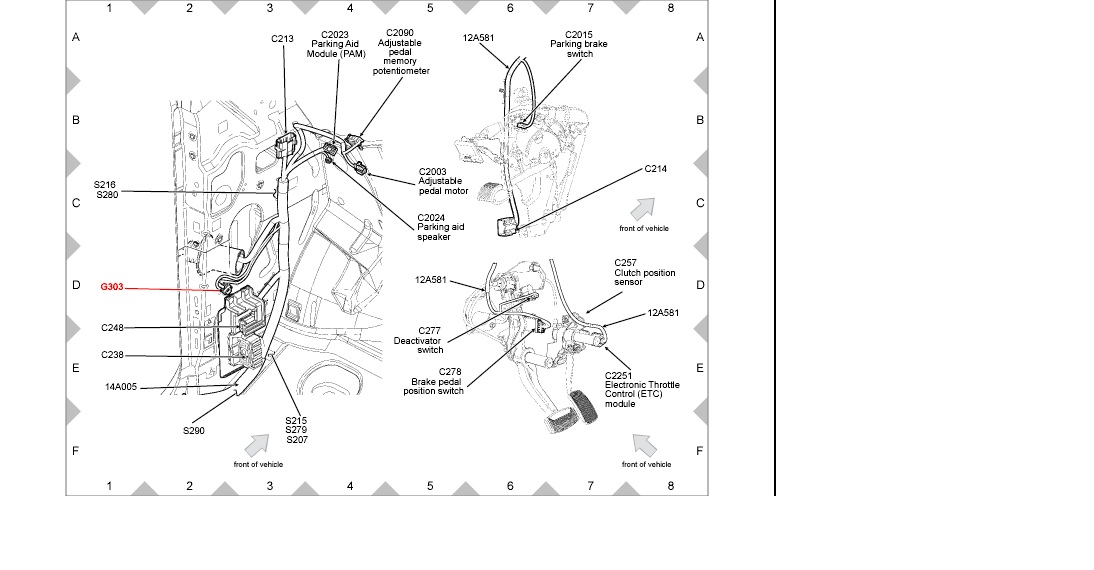 Ford Radio Wiring Harness Diagram further 2006 Mustang Front Suspension Diagram besides Anyone Have 97 4 0l Ohv Pcm Pinout 139229 besides 5g60o Ford F150 Door King Ranch 2006 F150 All Four Door Windows in addition Ford Ranger Wiring Diagrams. on f150 wiring diagram