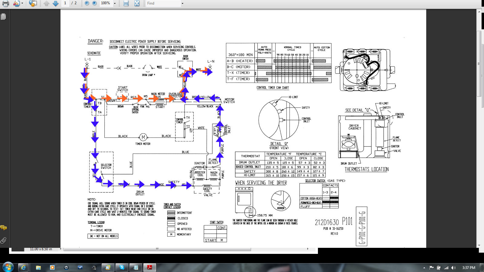 wiring diagram for ge dryer   27 wiring diagram images