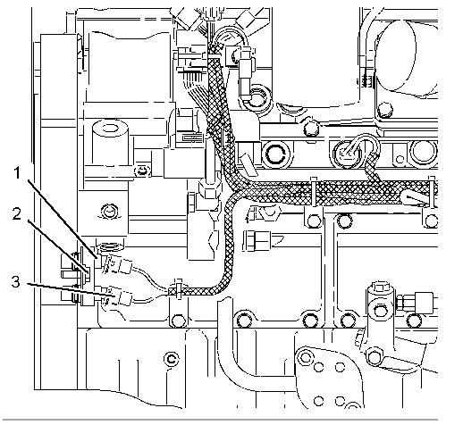 cat fuel shut off solenoid further cat c13 belt routing diagram