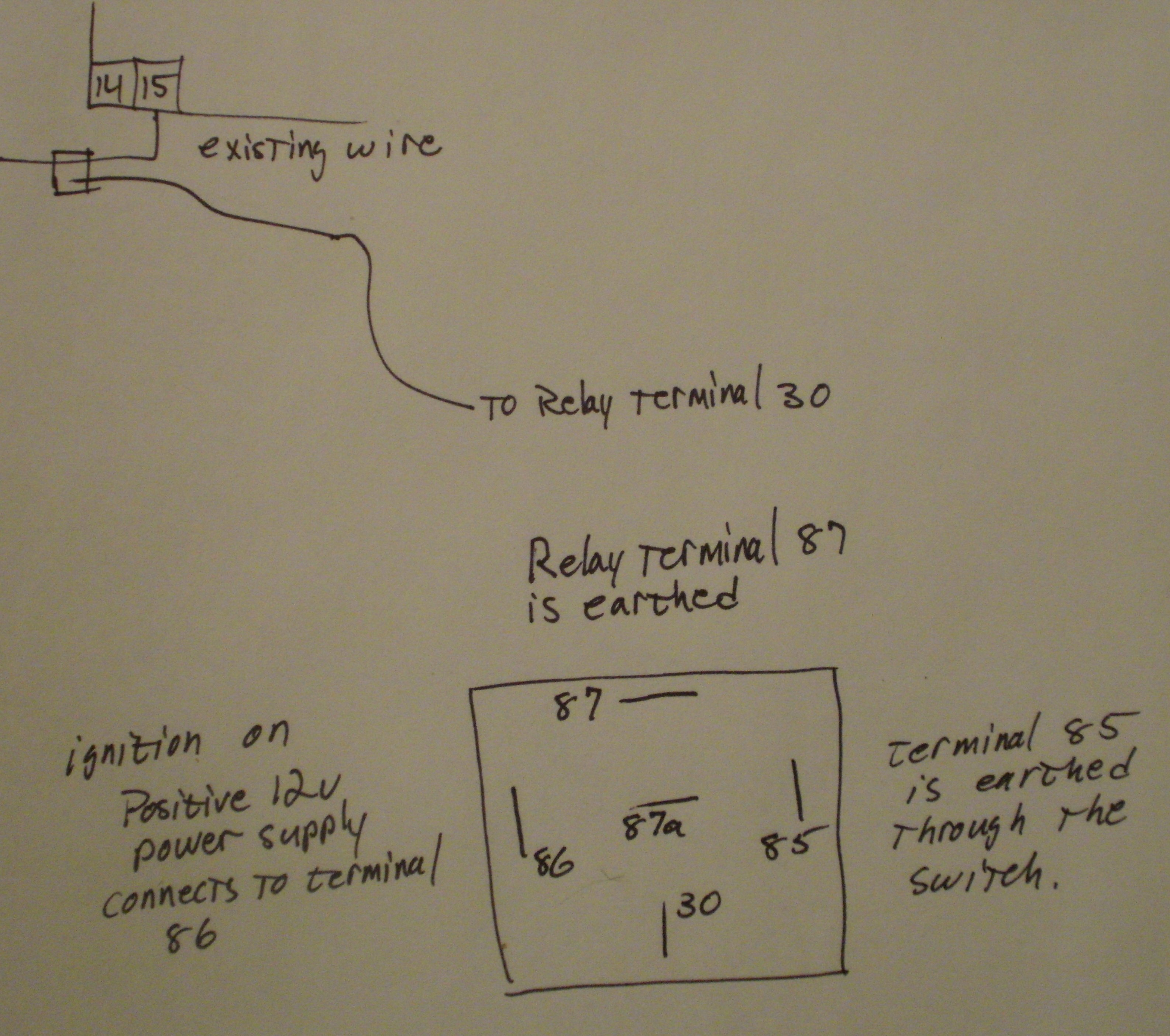 Wiring Diagram As Well 5 Pin Relay Wiring Diagram Switch To Ground On
